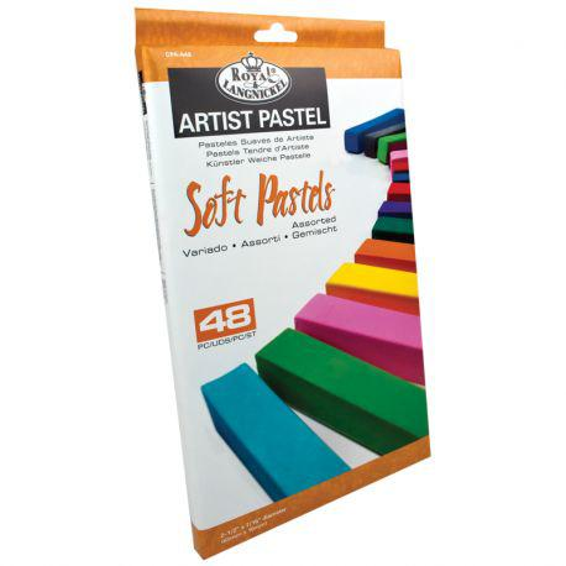 Soft Pastel Set of 48