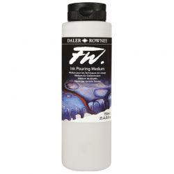 FW Acrylic Ink Pouring Medium (750ml)