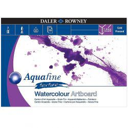 Aquafine A4 Watercolour Artboard (10 Sheets)