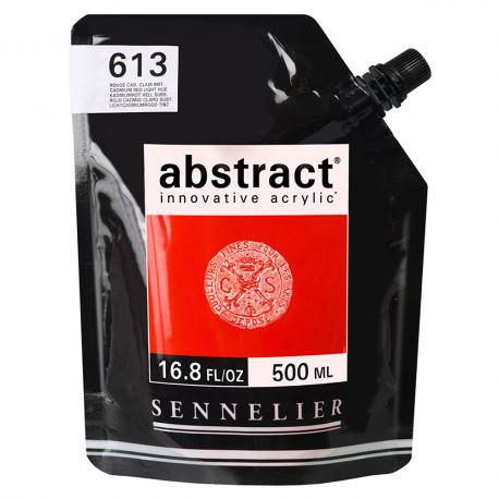 Abstract Acrylic Paint Pouches (500ml)