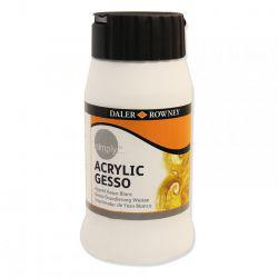 Simply Acrylic Gesso (500ml)