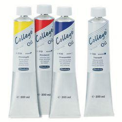 College Oil Set (4 x 200ml)