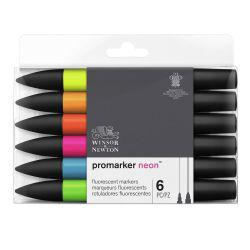 NeonMarker Set of 6