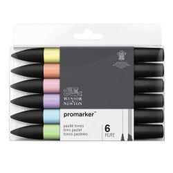 Promarker Collectors Set Pastel Tones