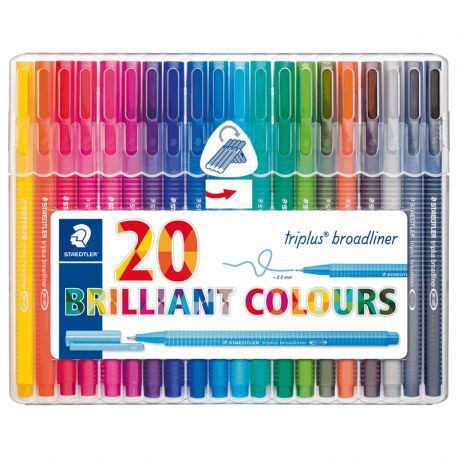 Triplus Broadliner Set of 10