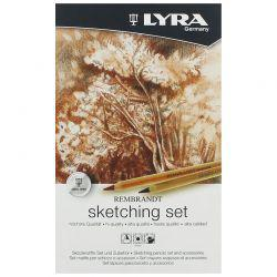 Rembrandt Sketching Set (11 Pcs)