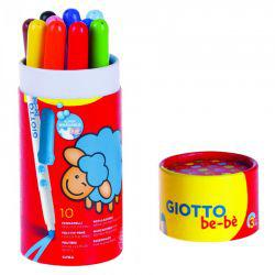 Giotto be-bè Felt Tip Pen Set of 10
