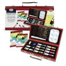Essentials Watercolour Beginners Art Set