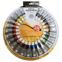 Simply Colour Wheel Acrylic