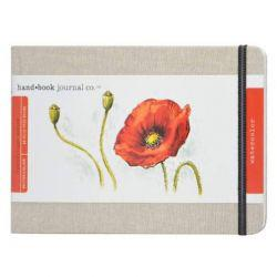 Handbook Travelogue Watercolour Journals