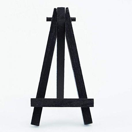 12cm Mini Easel: Black