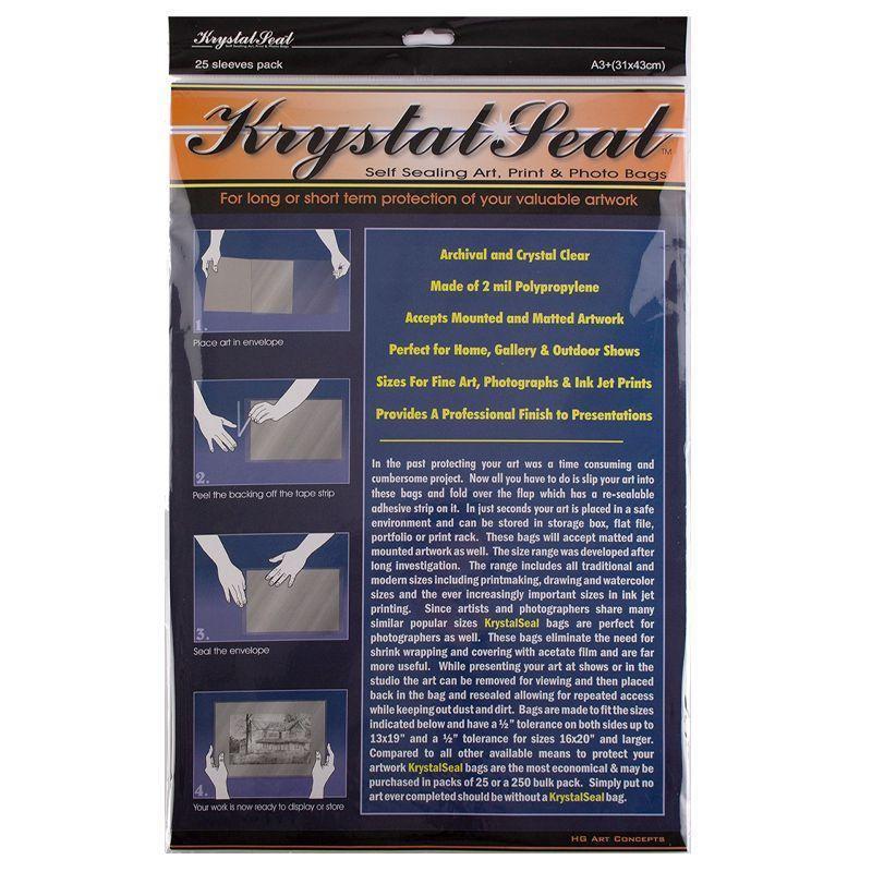 Krystal Seal Sleeves