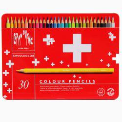Swisscolor Pencil Tin of 30