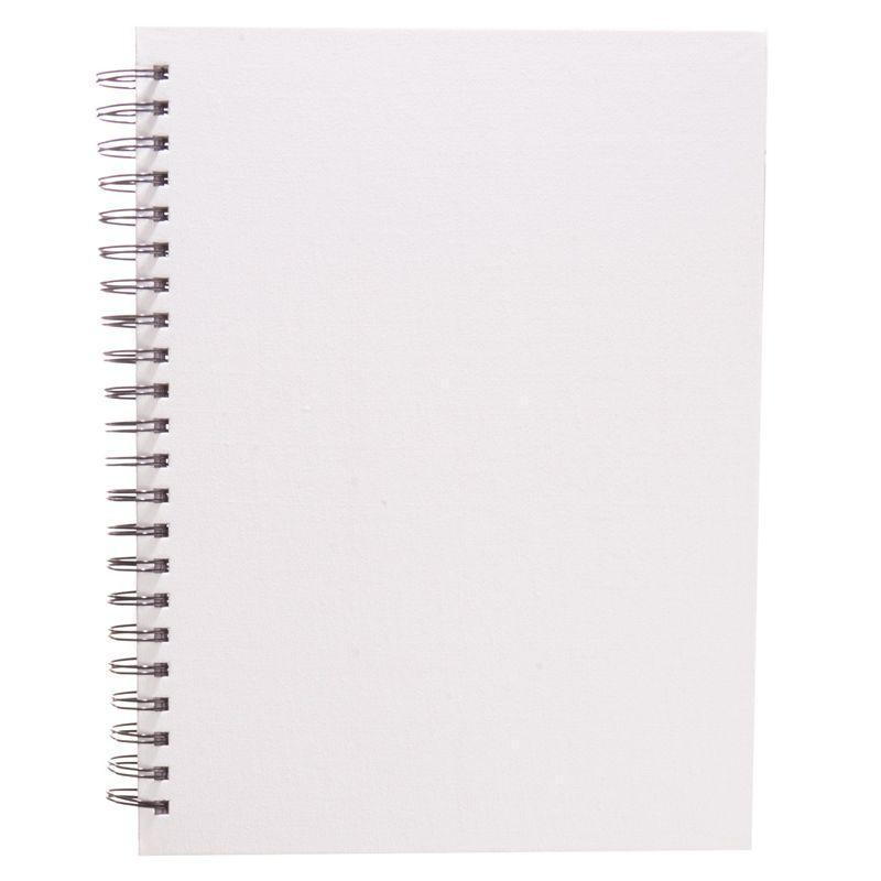 Canvas Covered Artist Sketchbooks