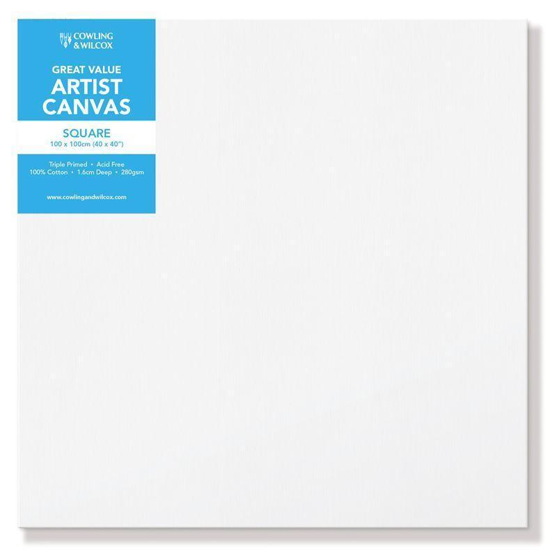 Premium Quality Square Artist Canvas