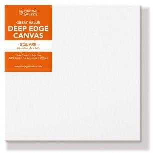 Great Value Square Deep Edge Canvas