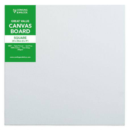 Premium Quality Canvas Board