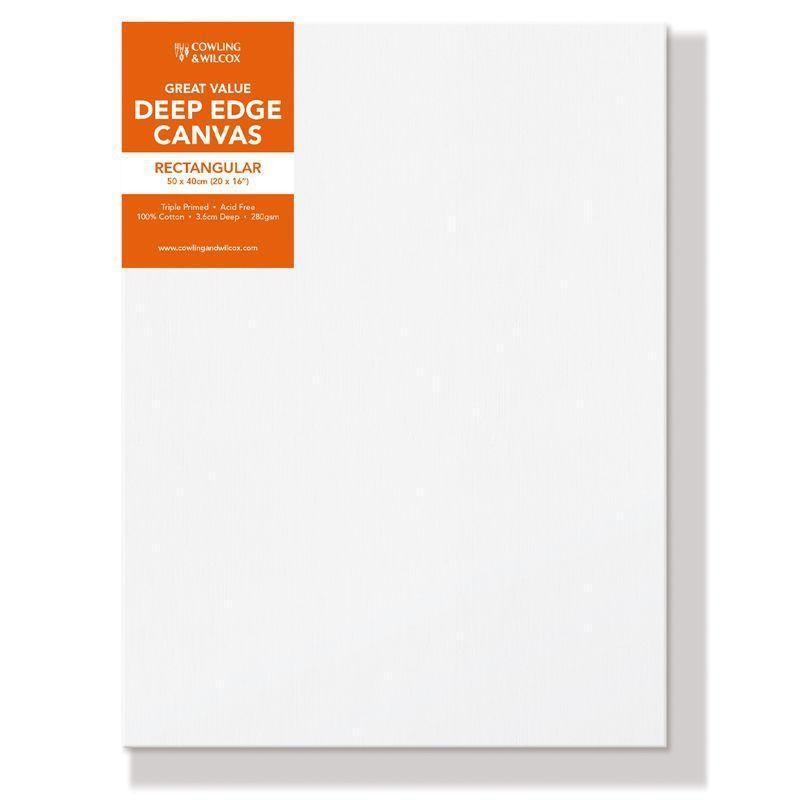 Premium Quality Rectangular Deep Edge Canvas