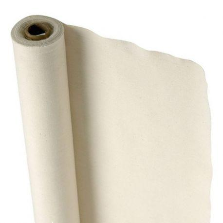 Cotton Duck Unprimed Canvas 12oz
