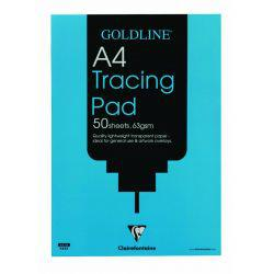 A4 Tracing Pad (50 Sheets, 63gsm)