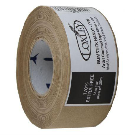48mm x 54m Gumstik Tape (170% Extra Free)