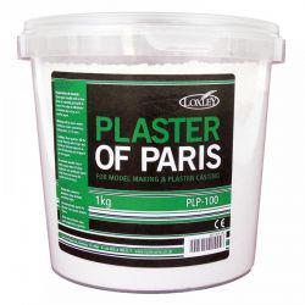 Plaster of Paris (1kg)