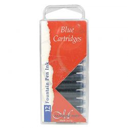 Fountain Pen Ink Cartridges (Pack of 12)