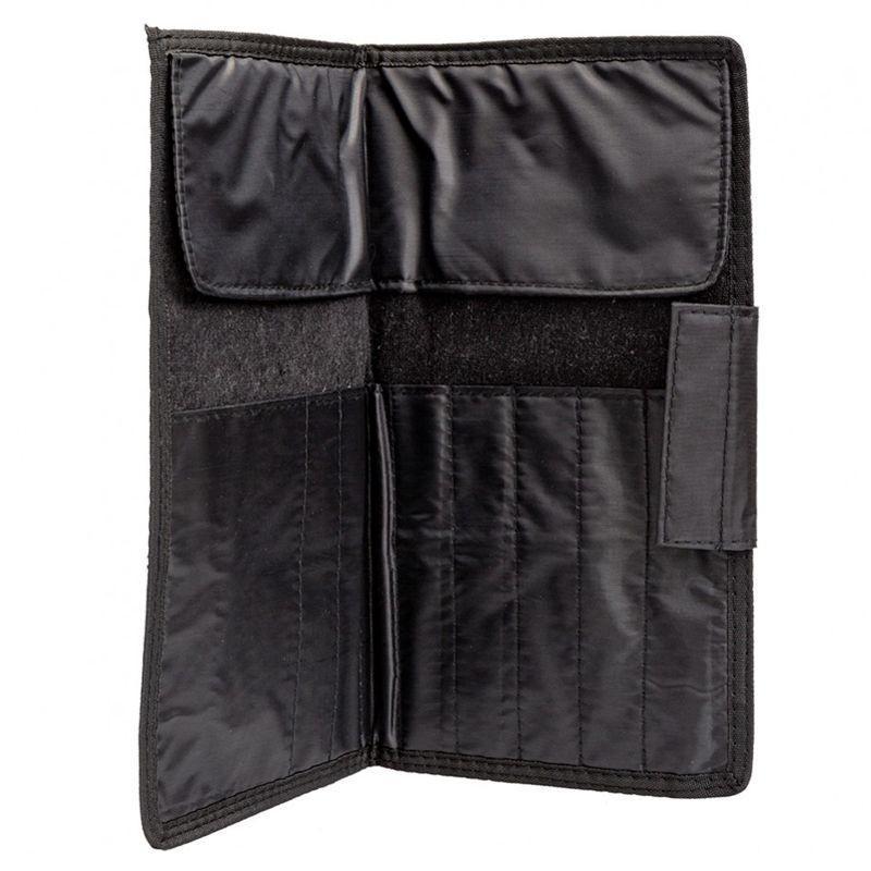 Velcro Brush Wallet
