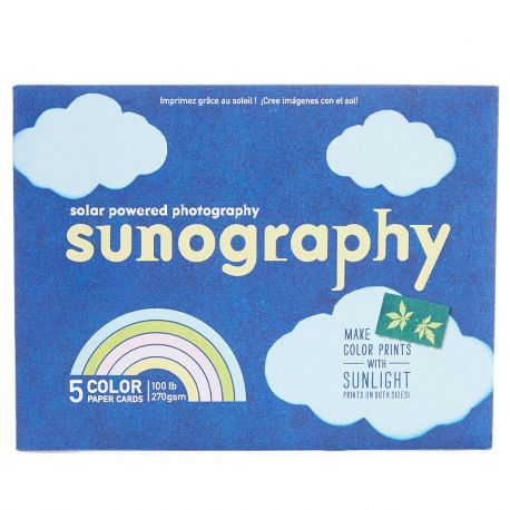 Sunography Colour Cards