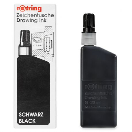 Black Drawing Ink (23ml)