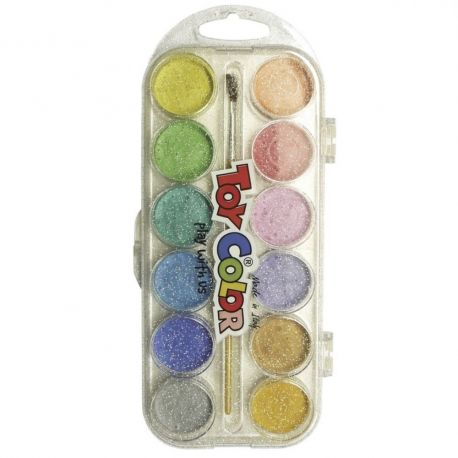 Pearly Watercolour Set of 12