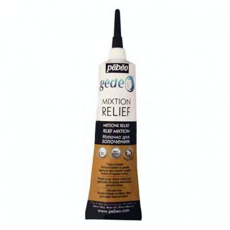 Mixtion Relief Gilding Paste (37ml)