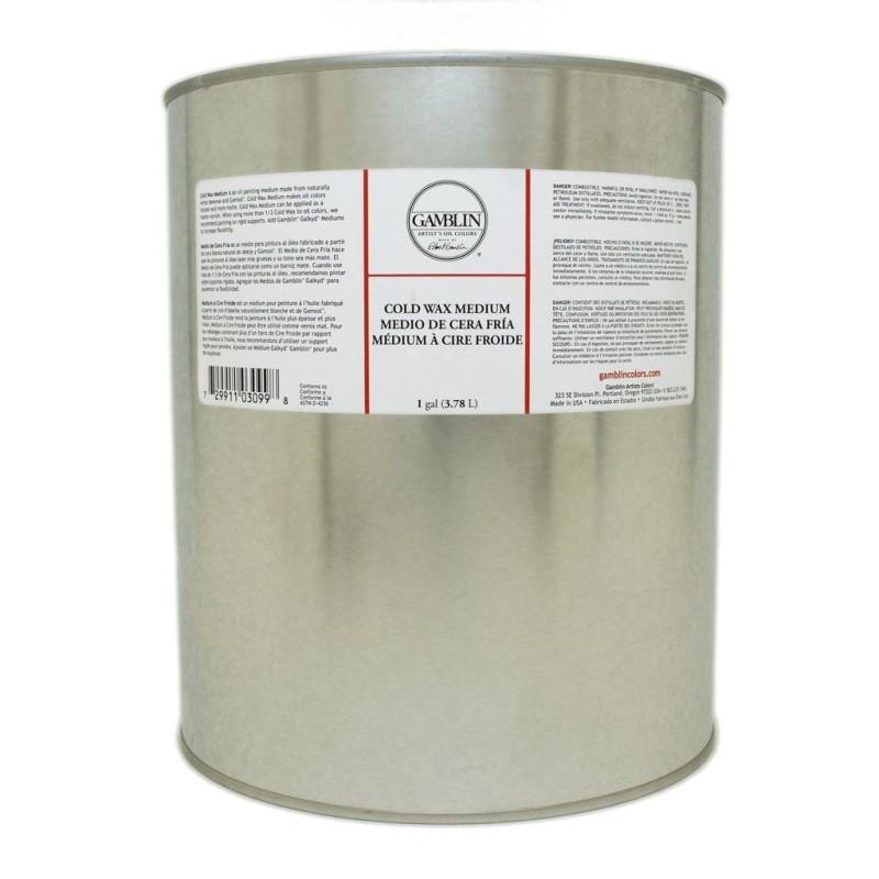 Gamblin Cold Wax Medium (3.78L)