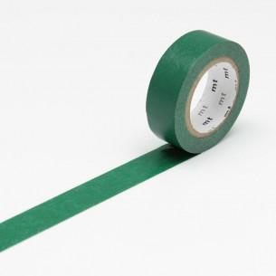 Washi Masking Tape Roll: Peacock