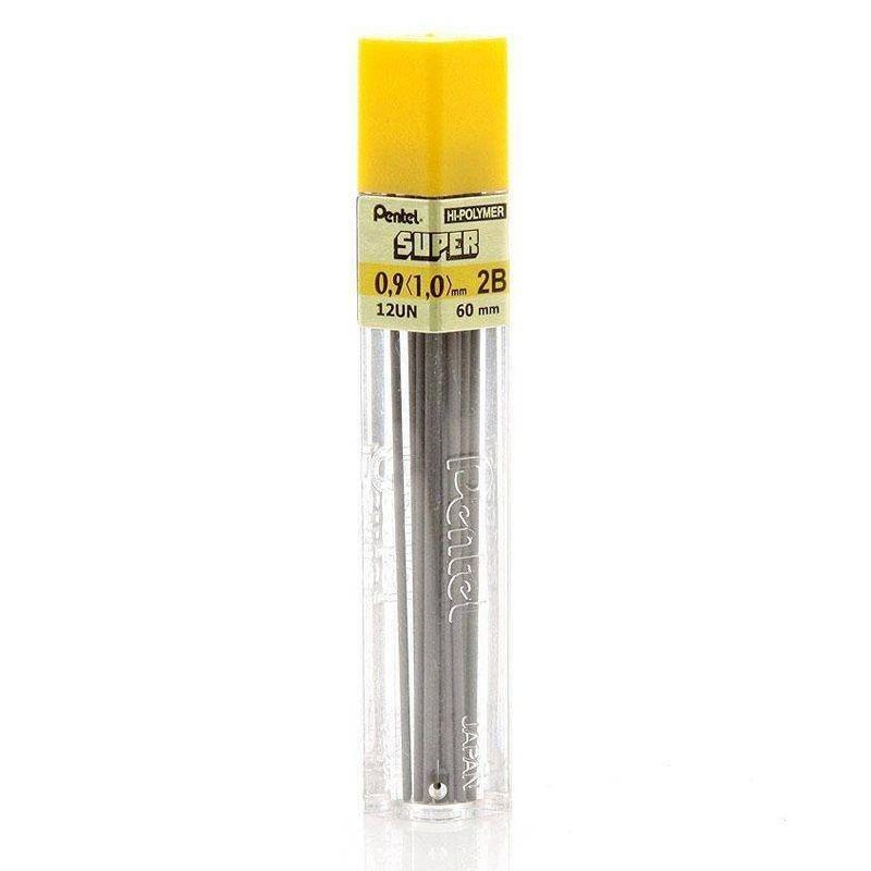 0.9mm Super Hi-Polymer Refill Leads