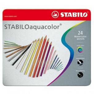 Aquacolor Watercolour Pencil Tins