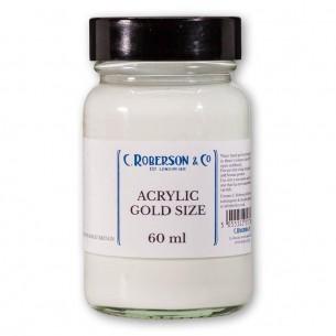Acrylic Gold Size (60ml)