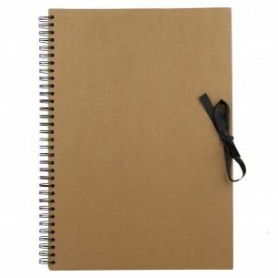 Port Kraft Hardback Spiral Sketchbook
