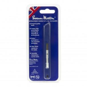 Retractaway Handle & 5 x No. 10A Blades