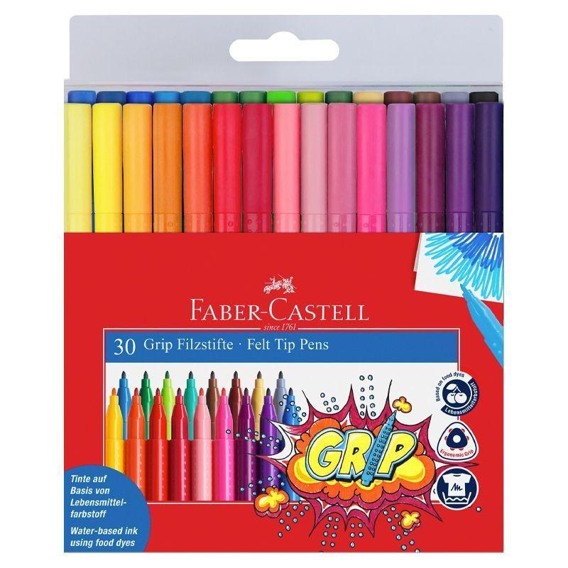 Colour Grip Pencil Set of 30