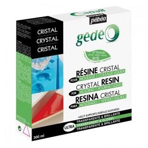 Gedeo Bio-Based Crystal Resin (300ml)