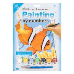 Painting By Numbers Set