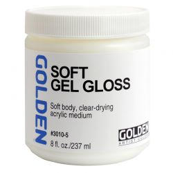 Soft Gel: Gloss (237ml)