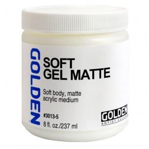 Soft Gel: Matte (237ml)