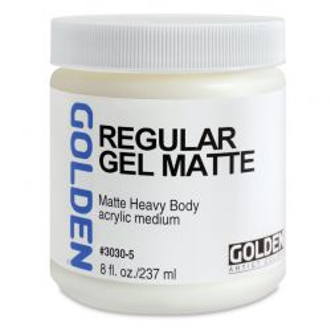 Regular Gel: Matte (237ml)