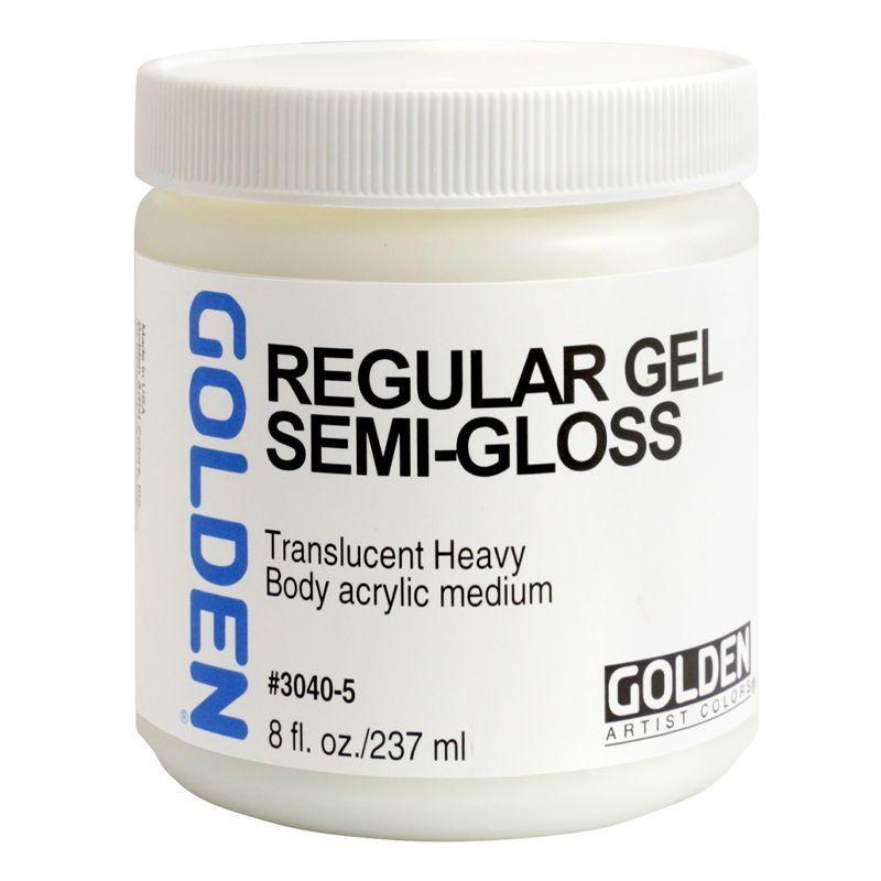 Regular Gel: Semi-Gloss (237ml)