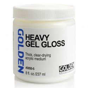 Heavy Gel: Gloss (237ml)
