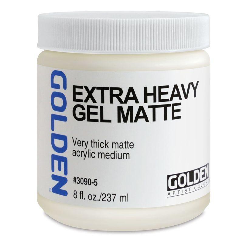 Extra Heavy Gel: Matte (237ml)