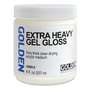 Extra Heavy Gel: Gloss (237ml)