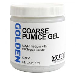 Coarse Pumice Gel (237ml)